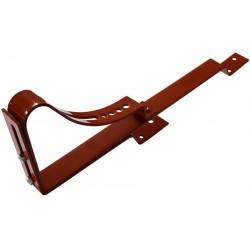 Wspornik ławy/stopnia - dachówka zakładkowa